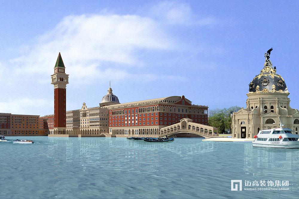 威尼斯水城商场