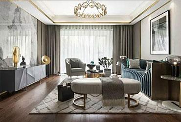 迈高设计·天鉴合软装豪宅客户5月10日10家集体开工